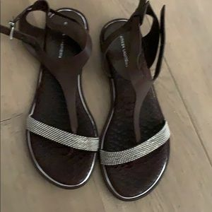 Chinese Laundry Gravity leather sandals